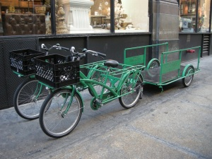 Coco-Mat bike trailers