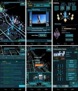 Ingress gameplay