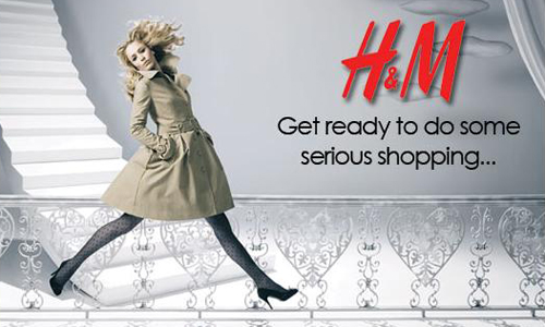 H&M's Digital Move