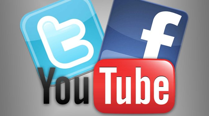Youtube, Facebook or Twitter?