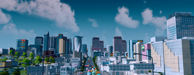 Cities: Skylines' early success in community involvement