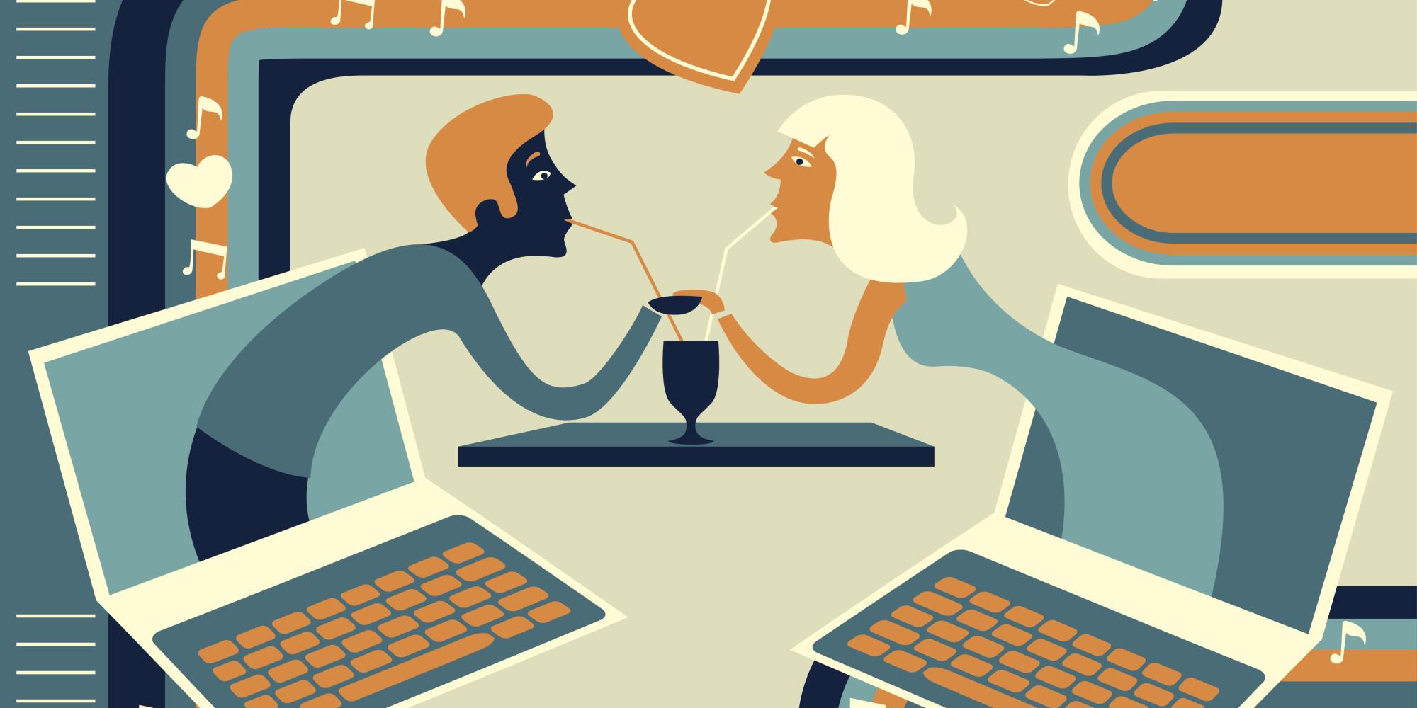 Online dating community