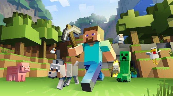 Minecraft aka Digital Lego