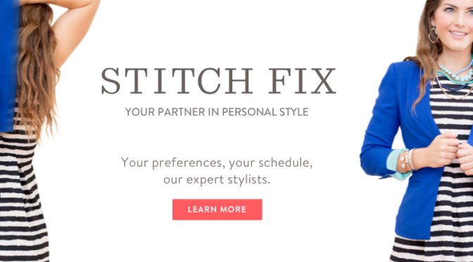 Stitch Fix's value co-creation