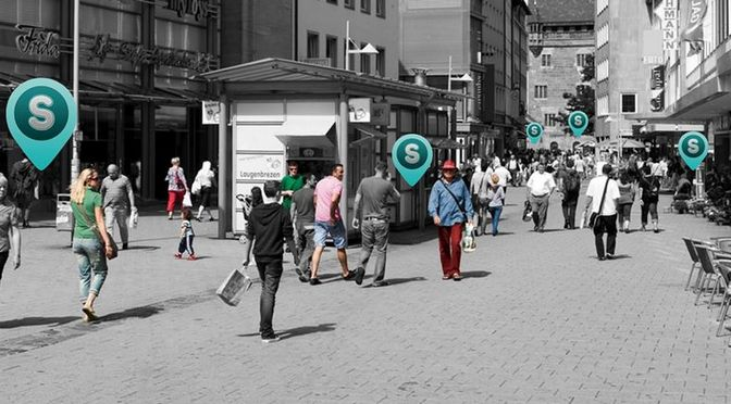 Scavenger Hunt 2.0 – Crowdsourcing at its best with Streetspotr