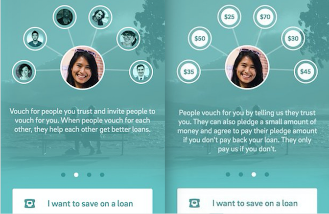 What if you could crowdsource a loan?