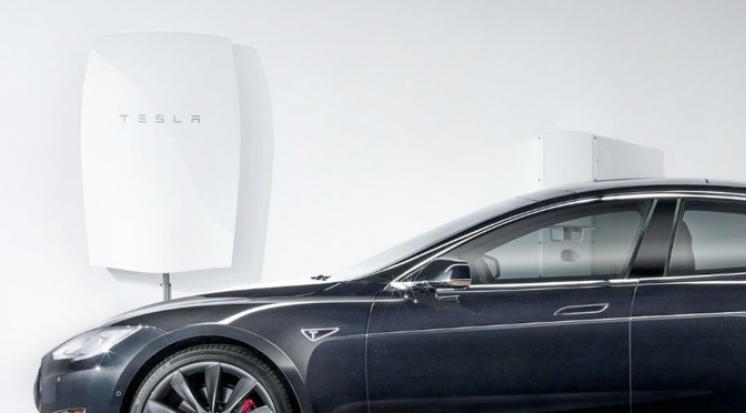Tesla Powerwall: you and me can live off the utility grid