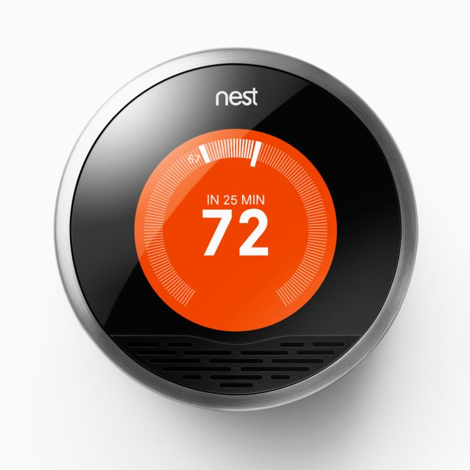 The Smart Home – How thermostats are learning from your behavior [Nest Thermostat]