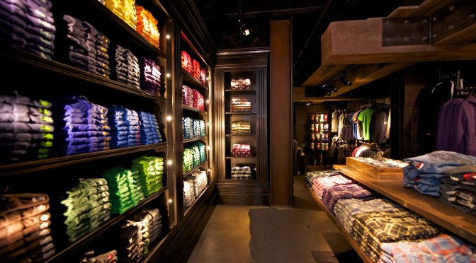 Word of Mouth and Social Media: The Case of Superdry