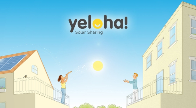 Yeloha- Meet the Airbnb of Solar Power