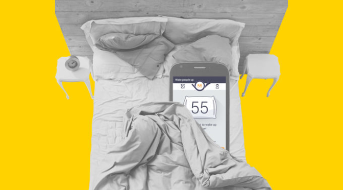 Wakie, Wakie-Meet the social alarm clock