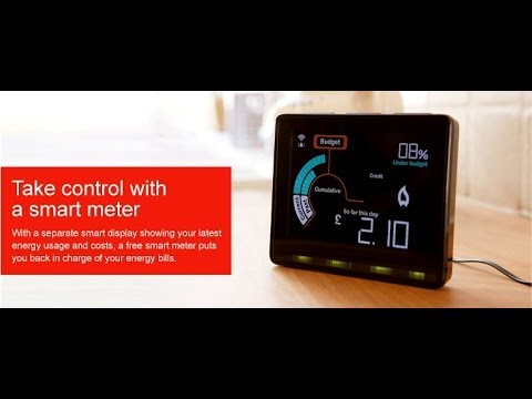 Smart Meters: The New Bridge in the Energy Industry
