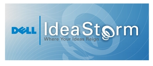 Dell's IdeaStorm: still co-creation?