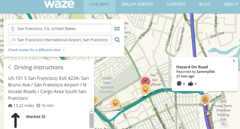 Waze: Crowd sourcing for real time navigation? | Consumer Value Creation