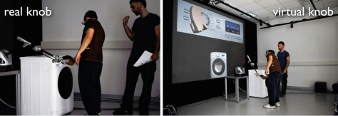 virtual propotyping washing machine example