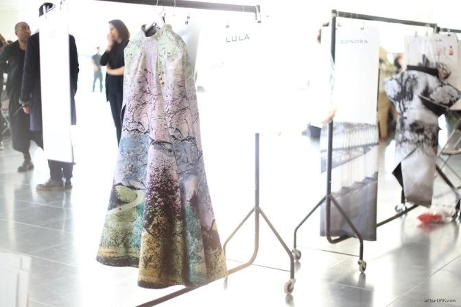 The new models of fashion e-commerce
