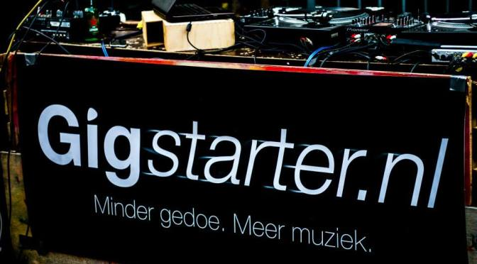 """Less hassle, more music"" – Gigstarter"