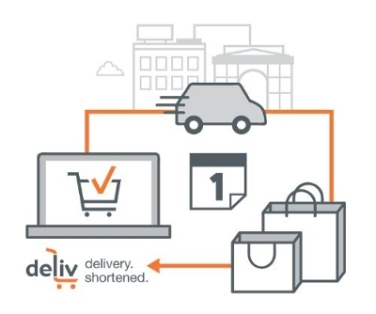 DELIV SAME-DAY DELIVERY SERVICE