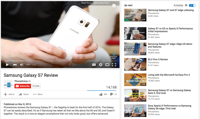 The future of reviewing: Videos!