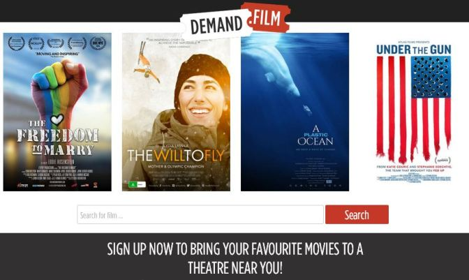 Demand.film: Crowdfunding for a customized movie experience
