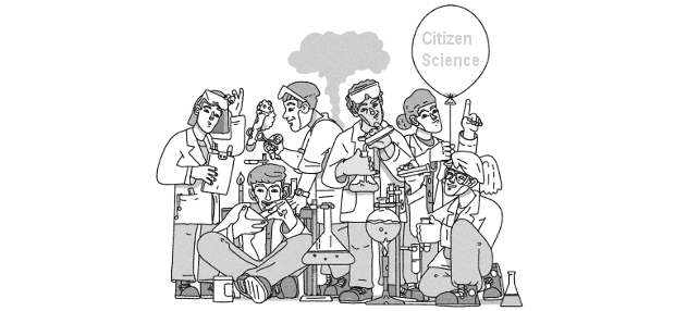 Citizen science: Crowdsourcing Scientific Knowledge