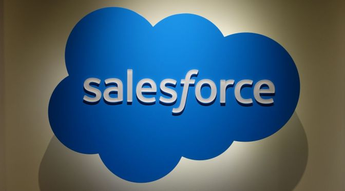 B2B value creation using Salesforce AppExchange