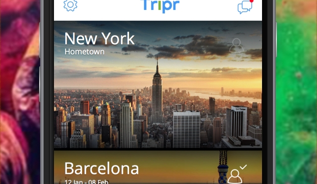 Plan who you'll cross paths with on Tripr