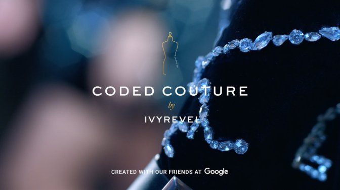 Introducing the future of fashion with Coded Couture