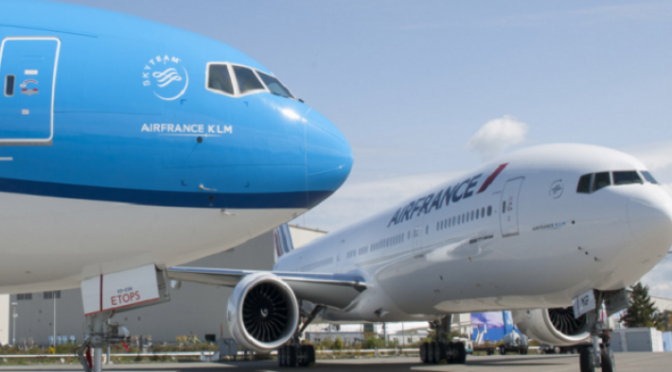 Air France-KLM's customer intimacy strategy