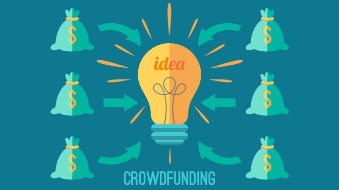 Crowdfunding, cascades and informed investors: How to make the most out of crowdfunding