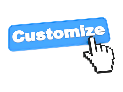 Customization of online advertising: The role of intrusiveness
