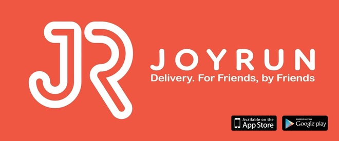 JoyRun: Deliveries For Friends by Friends