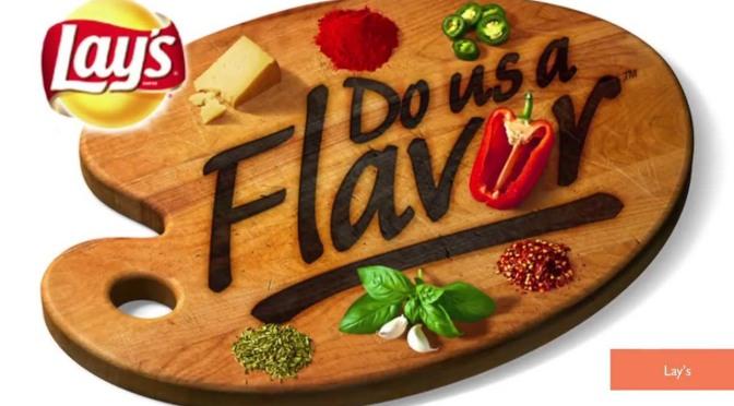 Do me a Flavor
