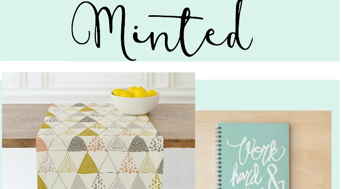 Minted, where great designs come from