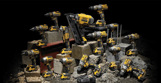 DeWALT and its customer-driven innovation