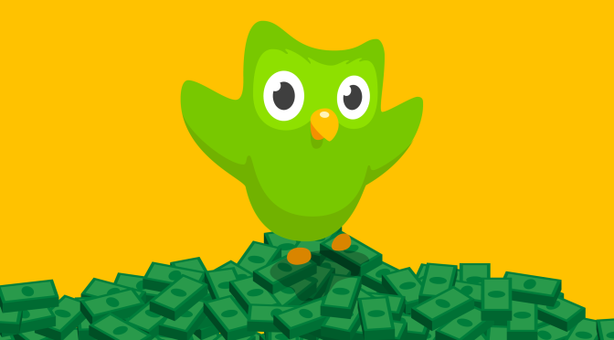 Duolingo: Making money from your translations