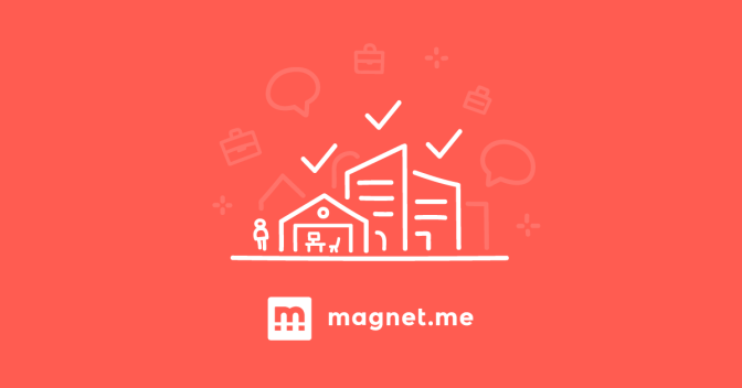 Magnet.me: the start of your career