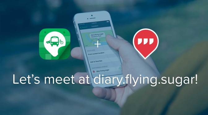 What3Words: Changing the world, 3 words at a time.