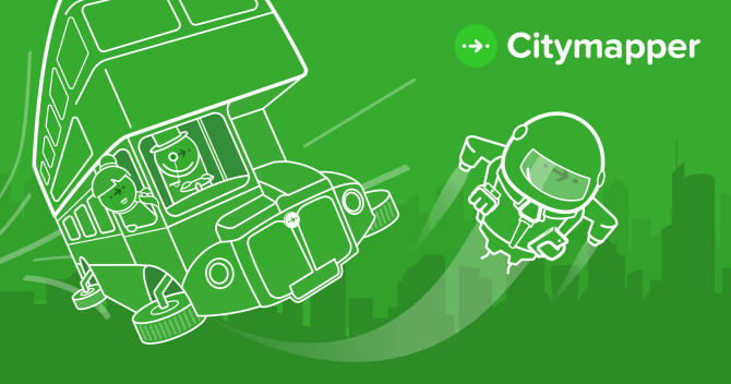 A potential for consumer value creation: Citymapper