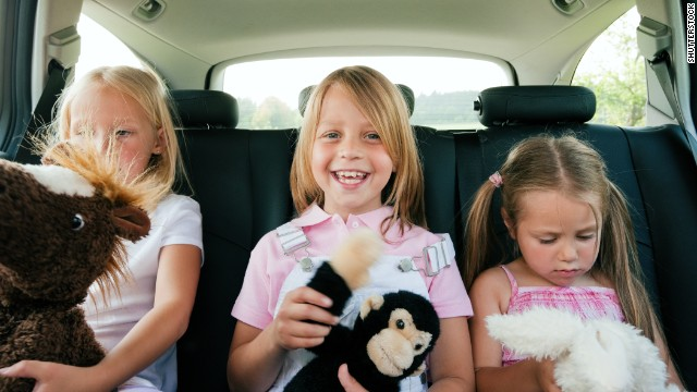 Rethinking Ridesharing … For Kids?