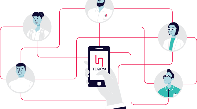 Teqoia: the platform for experts, not stars